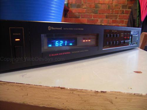 Sherwood TD130SB AM Stereo receiver